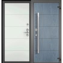 Дверь входная TOREX Domani 100 SW-HT2, Синий гиацинт