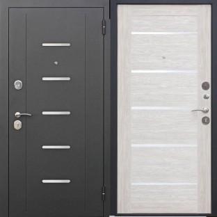 Дверь входная ГАРДА Муар 7,5 см Лиственница беж. Царга