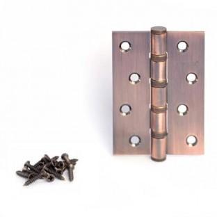 Петля врезная универсальная Apecs 100х70-B4-Steel