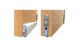 Автоматические пороги для межкомнатных дверей