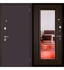 Дверь входная БУЛЬДОРС MASS 70 Ларче шоколад