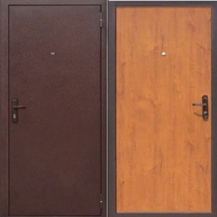 Дверь входная СТРОЙГОСТ 5-1, Золотистый дуб