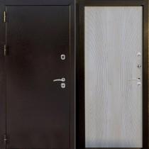Дверь входная ТУЛЬСКИЕ ДВЕРИ Б45 Термо Сосна прованс