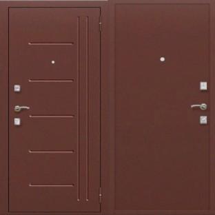 Дверь входная АГРИЯ металл/металл