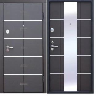 Дверь входная ALTA TECH Венге