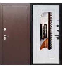 Дверь входная АМПИР Белый ясень
