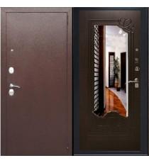 Дверь входная АМПИР Венге