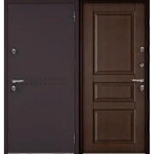 Дверь входная БУЛЬДОРС TERMO 100 R4 10TD-2 Дуб коньяк