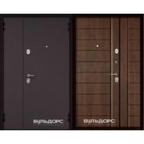 Дверь входная БУЛЬДОРС MEGA X-136 (Двухстворчатая)