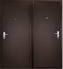 Дверь входная БУЛЬДОРС SLIM Steel