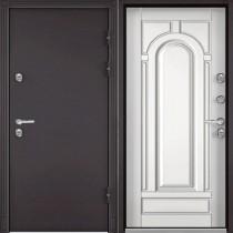 Дверь входная БУЛЬДОРС TERMO 2 КТ Белый
