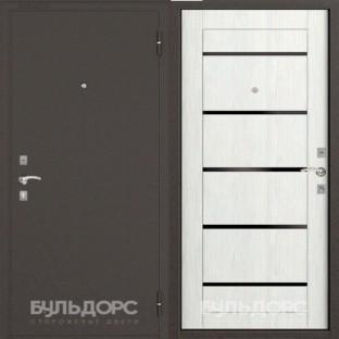 Дверь входная БУЛЬДОРС-10 P NEW, Ларче бьянко, P8, Г1512