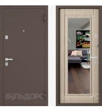 Дверь входная БУЛЬДОРС 13 Т Светлый венге