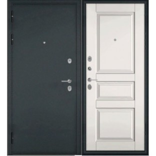 Дверь входная БУЛЬДОРС MASS 90 9S-D2 Белый софт
