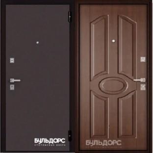 Дверь входная БУЛЬДОРС MASS 70 Карамель С-1