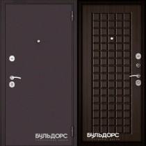 Дверь входная БУЛЬДОРС-10 C NEW CK-3, Ларче шоколад