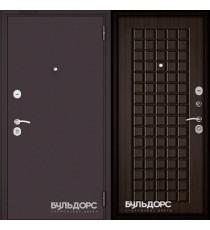 Дверь входная БУЛЬДОРС ECONOM-70 E-212 Ларче шоколад