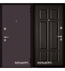 Дверь входная БУЛЬДОРС MASS 70 М-109 Венге