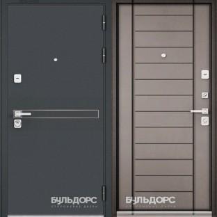 Дверь входная БУЛЬДОРС PREMIUM-90, Бетон бежевый