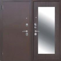 Дверь входная ЦАРСКОЕ ЗЕРКАЛО Макси венге