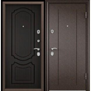 Дверь входная TOREX Delta M-10, D1 Венге