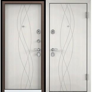 Дверь входная TOREX Delta M-10, D17 Шамбори светлый
