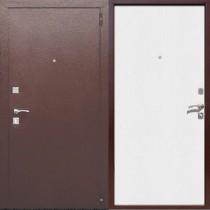 Дверь входная ДОМИНАНТА МА Беленый дуб
