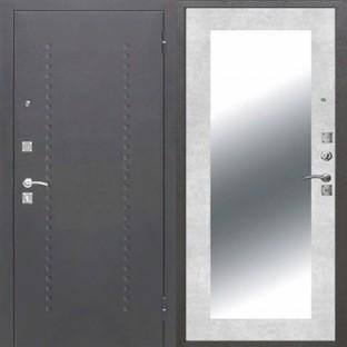 Дверь входная ДОМИНАНТА Бетон снежный