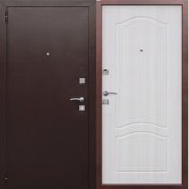 Дверь входная ДОМИНАНТА МА Белый ясень