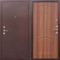 Дверь входная ДОМИНАНТА МА Дуб рустикальный