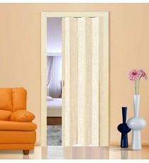 Дверь-гармошка ПВХ СТИЛЬ Дуб беленый