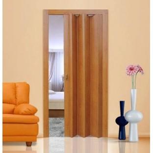 Дверь-гармошка ПВХ СТИЛЬ Груша