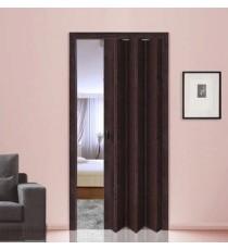 Дверь-гармошка ПВХ СТИЛЬ Венге