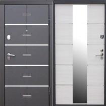 Дверь входная ЕВРОПА, Белый ясень