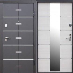 Дверь входная ЕВРОПА Белый ясень