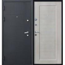 Дверь входная FERRUM Шелк светлый орех