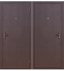 Дверь входная БУЛЬДОРС STEEL-1, Эконом
