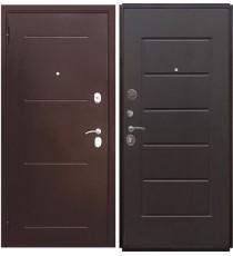 Дверь входная Гарда МА 7,5 см., Венге