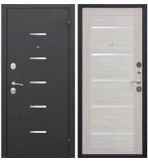 Дверь входная Гарда Муар 7,5 см., Лиственница беж. Царга
