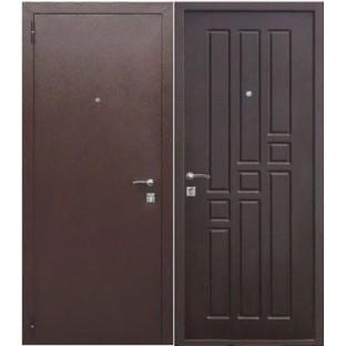 Дверь входная ГАРДА 8 мм МА Венге