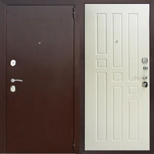 Дверь входная ГАРДА 8 мм МА Белый ясень