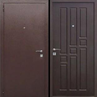 Дверь входная ГАРДА Мини, Венге