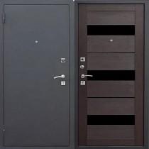 Дверь входная ГАРДА Муар царга Темный кипарис