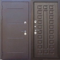 Дверь входная ИЗОТЕРМА 11 см МА Венге