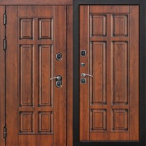 Дверь входная ИЗОТЕРМА 13 см Винорит Грецкий орех