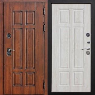Дверь входная ИЗОТЕРМА 13 см Винорит Сосна белая