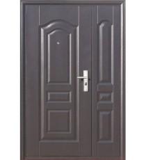 Дверь входная К-600-2, Двухстворчатая