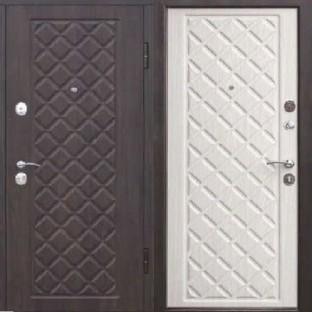 Дверь входная КАМЕЛОТ Винорит, Беленый дуб