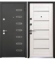 Дверь входная МАСТИНО Терра, D-1\MS-8 Дуб белёный