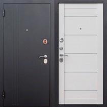 Дверь входная НЬЮ-ЙОРК Ясень белый эмаль